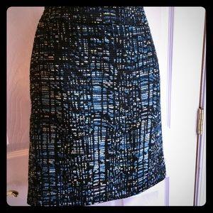 Ann Taylor wool blend skirt - 6P